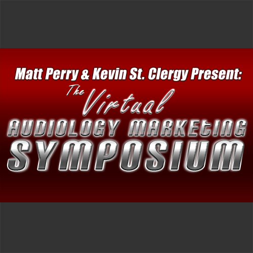 Virtual Audiology Marketing Symposium